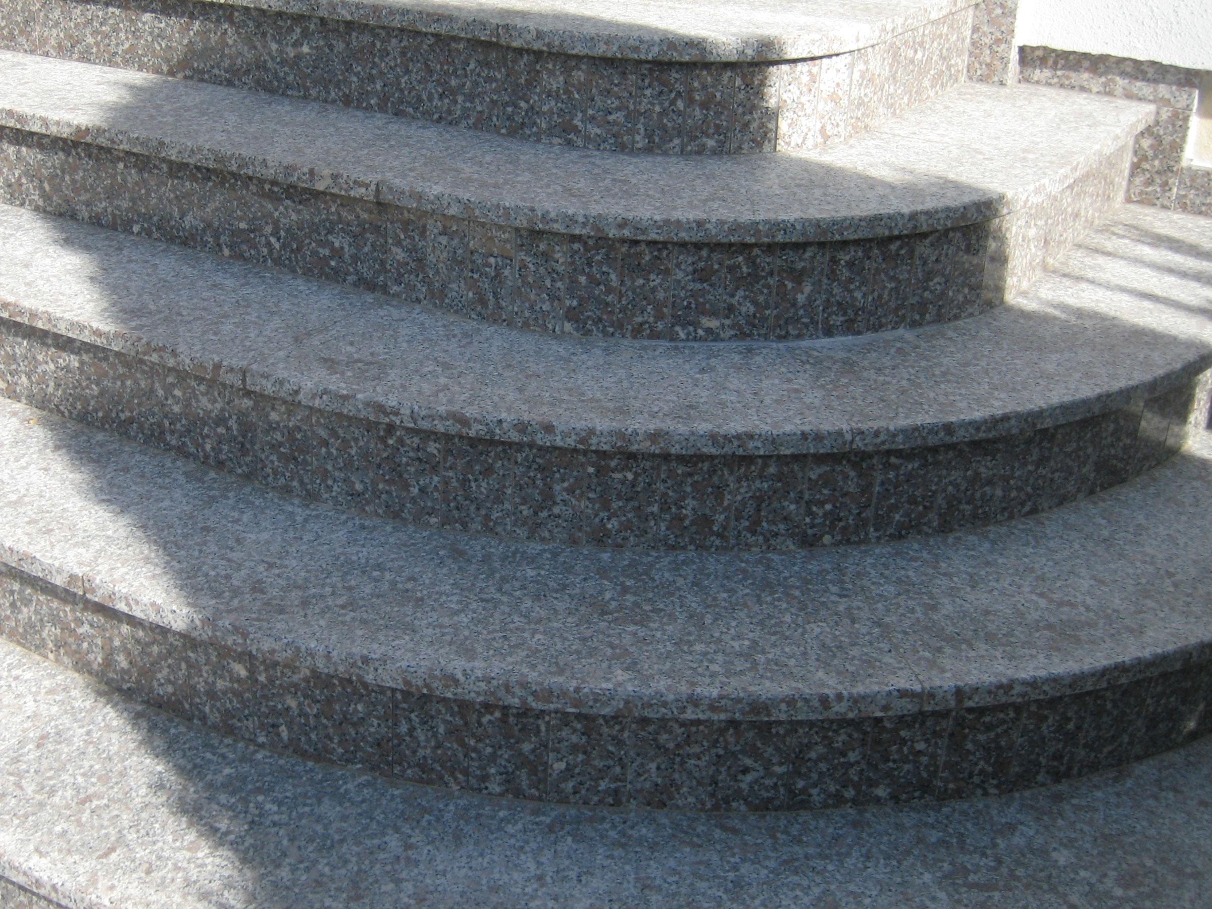 Emejing Escalier En Granit Exterieur Images - Joshkrajcik.us ...